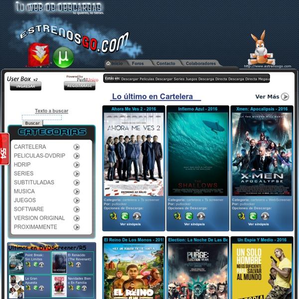peliculas para descargar gratis en espanol latino utorrent