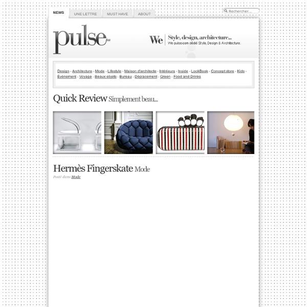 Design & Architecture - We Pulse