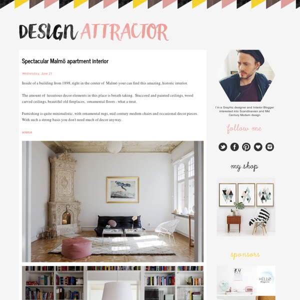 Design attractor