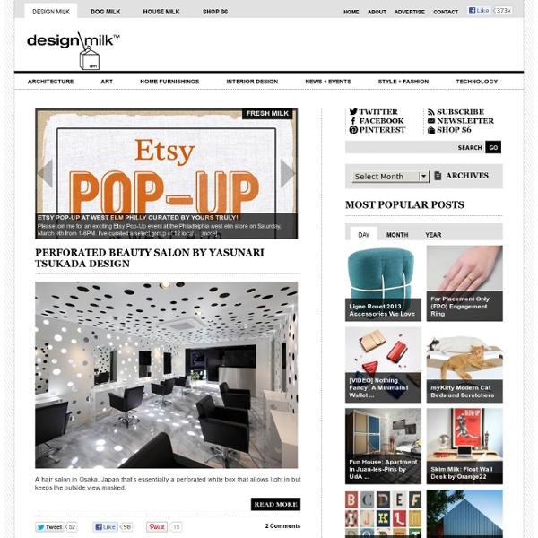 Design Milk: Modern Design - Page 2