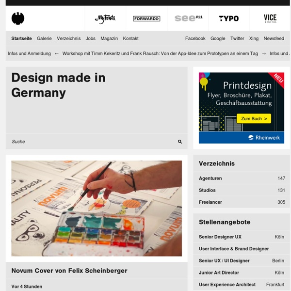 Design made in Germany