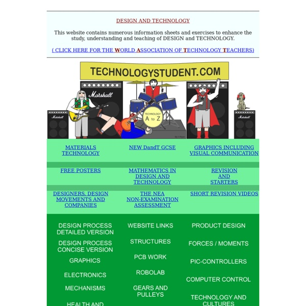 A Design and Technology Site