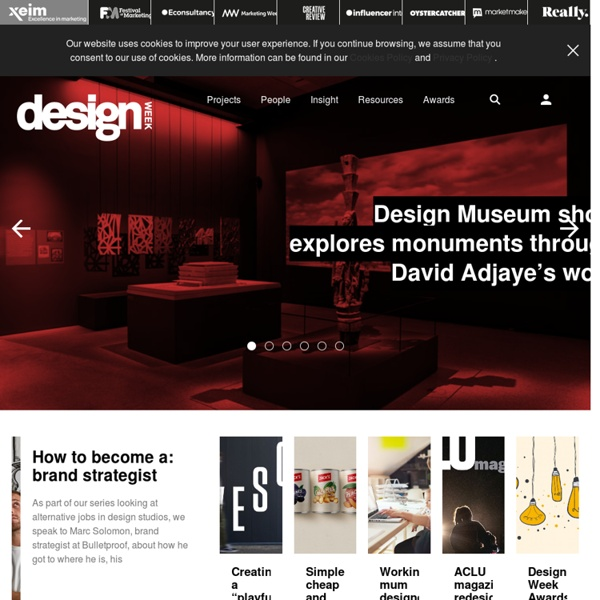 Graphics, Digital, Interior, Print, Retail, Design News & Jobs