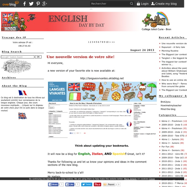 English Day by Day