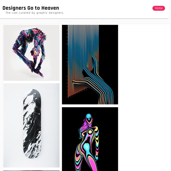 Designers Go To Heaven