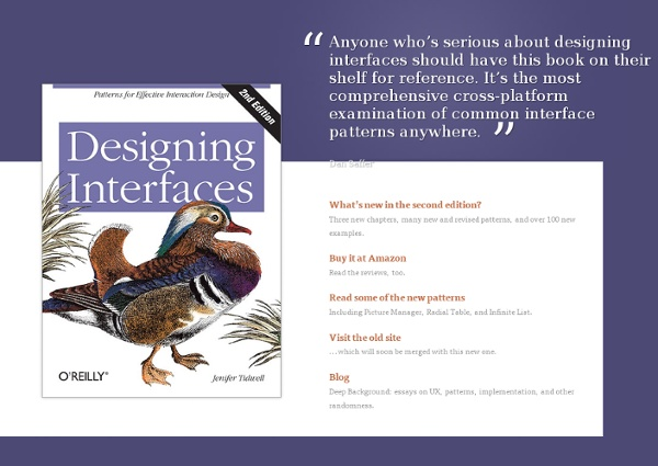 Designing Interfaces, Second Edition