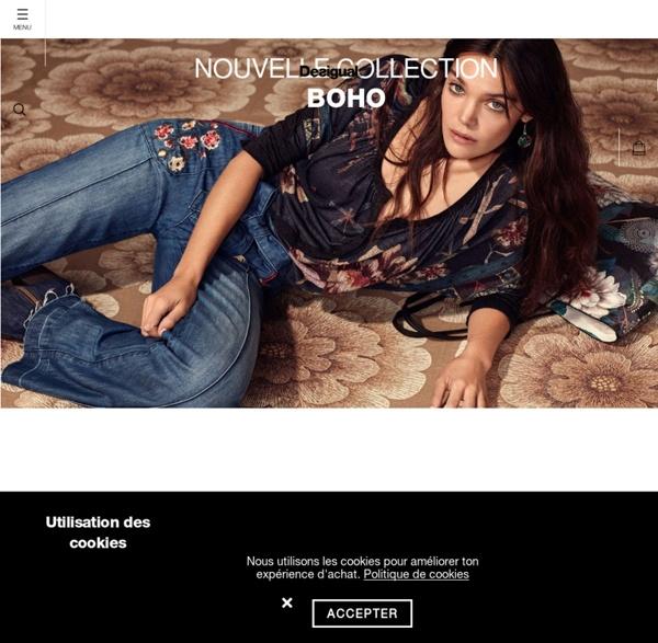 Boutique en ligne de vêtements originaux