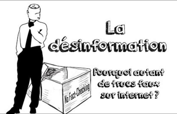 Ep07 La desinformation - (pourquoi autant de trucs faux sur Internet)