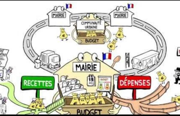 Dessine-moi l'éco : l'élaboration du budget des communes