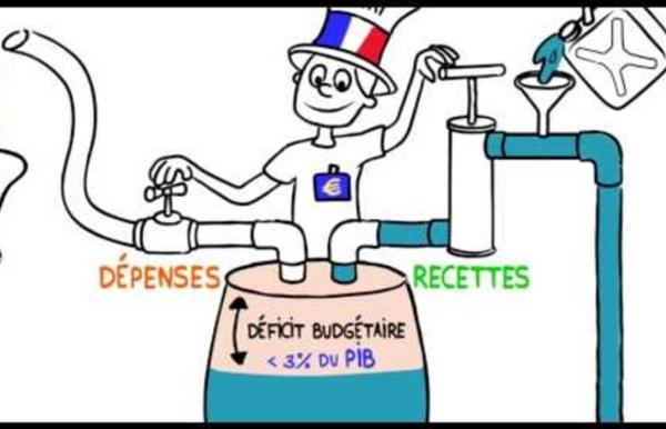 Dessine-moi l'éco : L'élaboration du budget de l'Etat