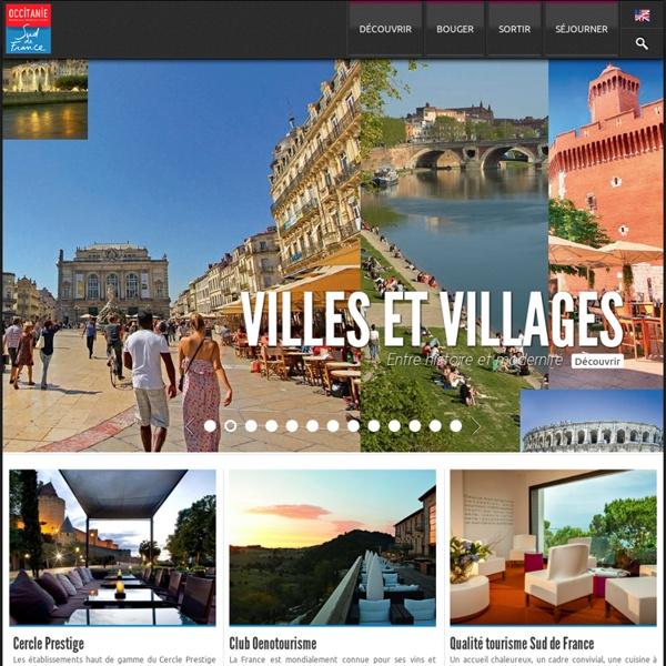 Destination Sud de France