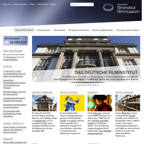 Deutsches Filminstitut