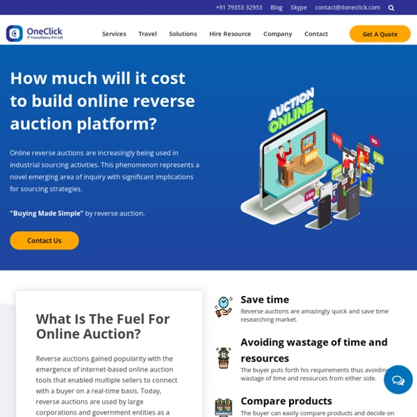 How much it will cost to develop online auctions platform