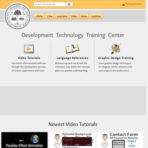 Learn web design and development online free