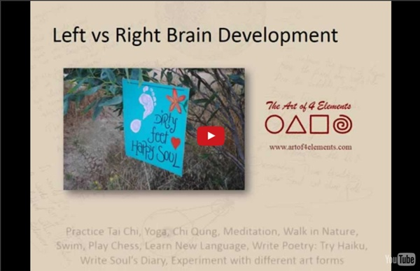Left and Right Brain Development