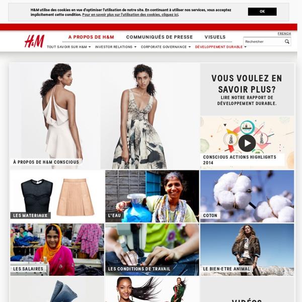 H&M veille au respect des droits de ses travailleurs