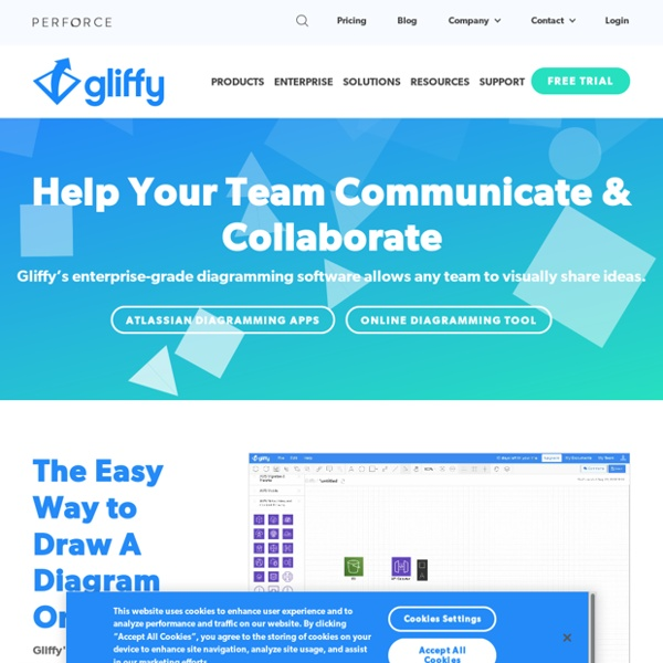 Online Diagram Software and Flow Chart Software - Gliffy