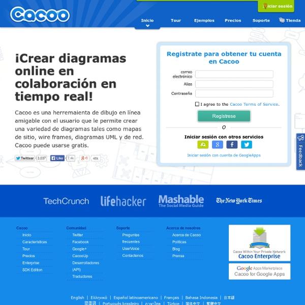 Crear diagramas online Colaboración en tiempo real