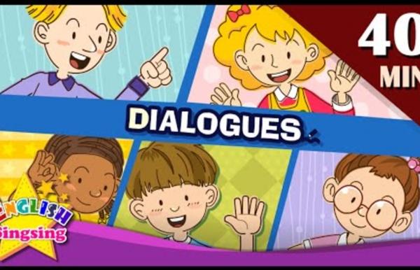 Good morning+More Kids Dialogues