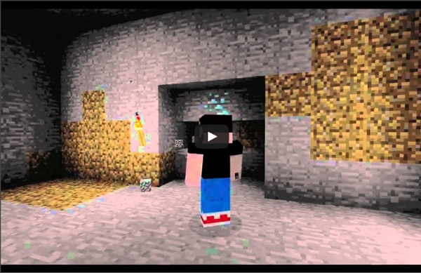 "Mining Diamonds (""Black And Yellow"" Minecraft Parody)"