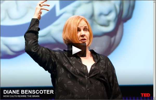 Diane Benscoter on how cults rewire the brain