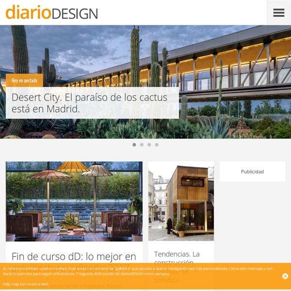 DiarioDESIGN - magazine de diseño, interiorismo y arquitectura