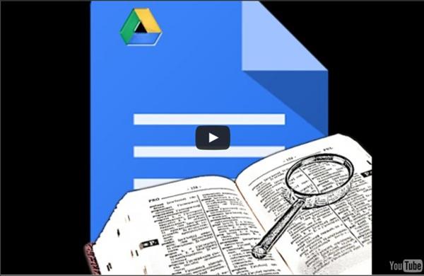 Aprovechar el diccionario en trabajos colaborativos