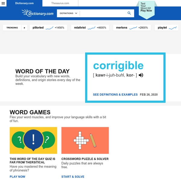 TheFreeDictionary.com is an American online dictionary and ...