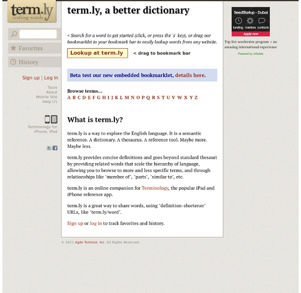 Dictionary, Thesaurus