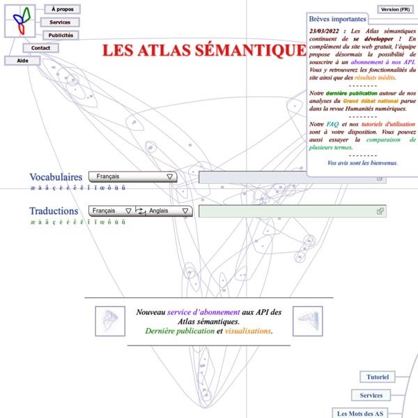 Dictionnaire des synonymes français