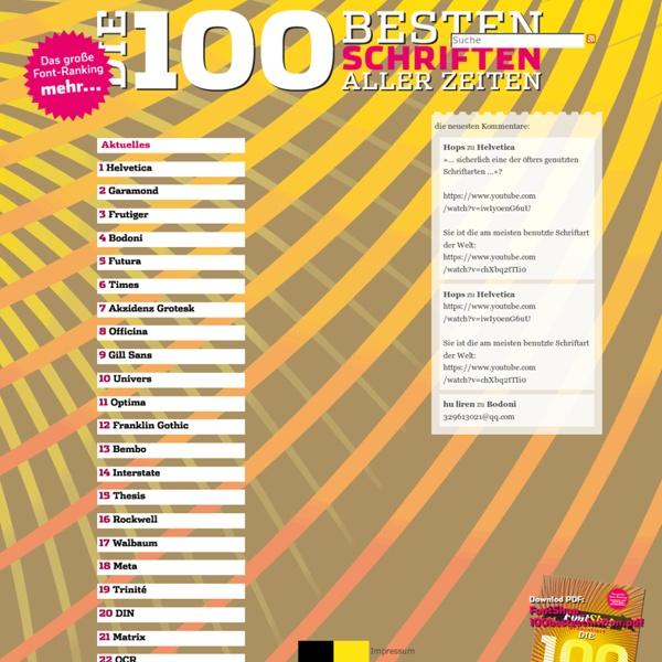 100 Best type