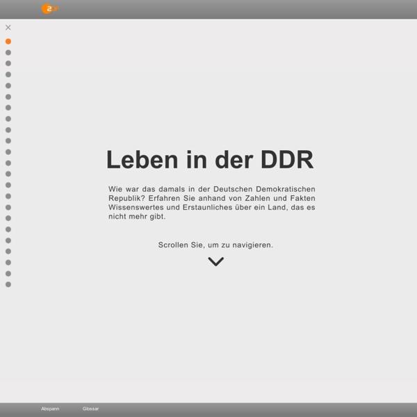 Die DDR - ZDF