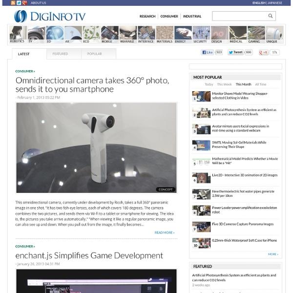 DigInfo TV