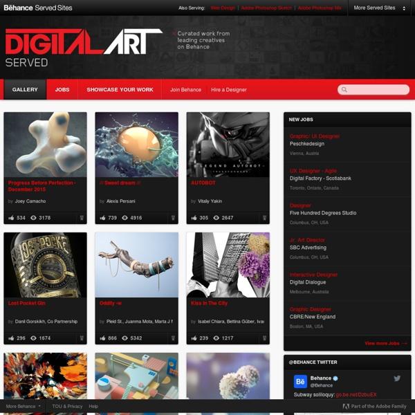 Digital Art Served
