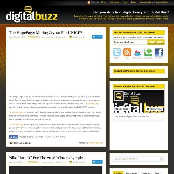 Digital Campaigns, Online Marketing, Social & More.