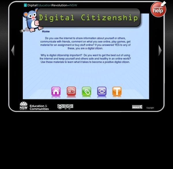 Digital Citizenship k-6