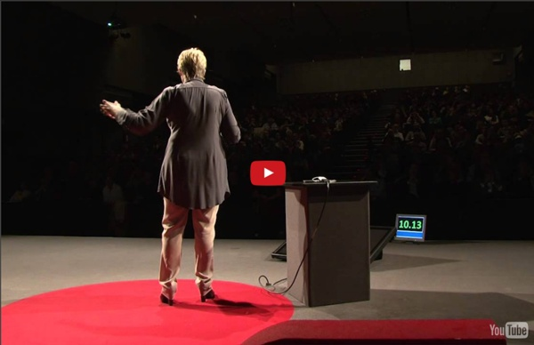 The digital school in the clouds: Dianora Bardi at TEDxLakeComo