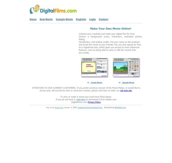 Digital FilmsHome
