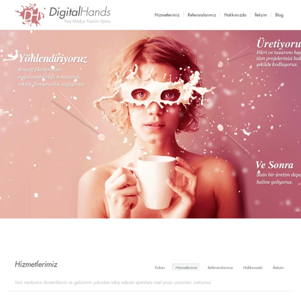 Digital Hands - Online Brand Communication