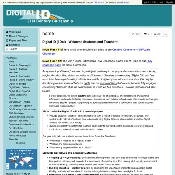 Digital-ID - home