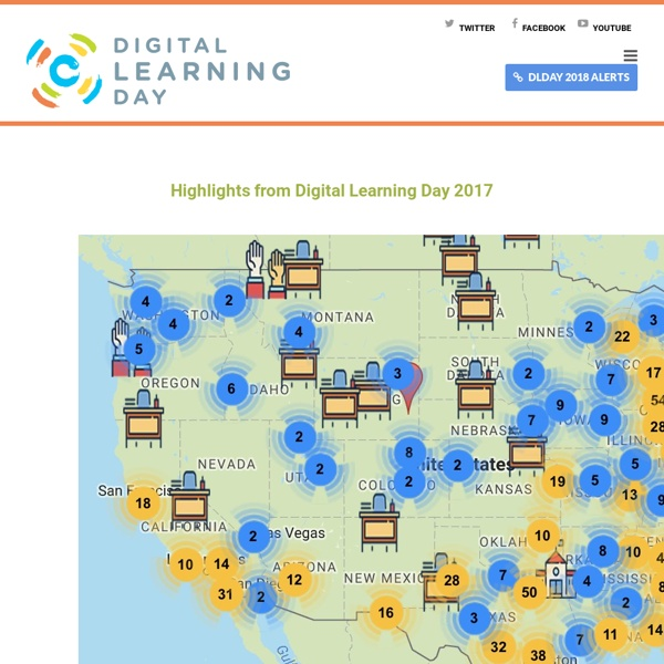 Digital Learning Day / Homepage
