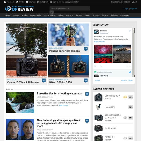 Digital Photography Review: Digital Photography Review