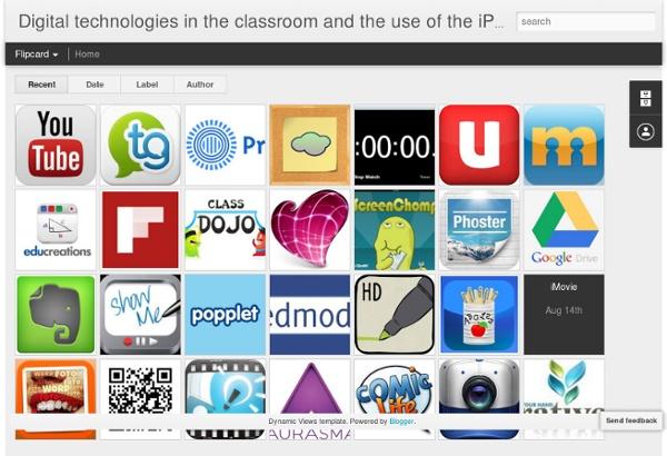 Digital Technology - iPad in PE