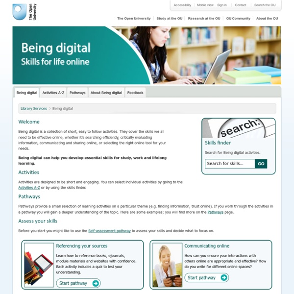 Open University Library Services