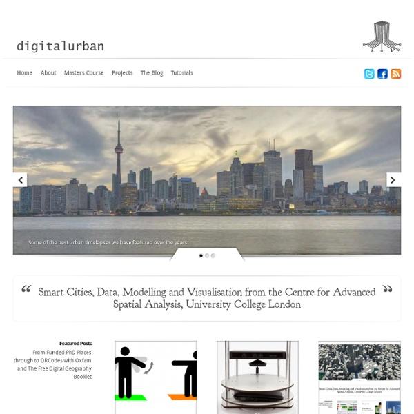 Digital Urban