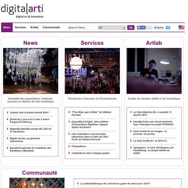 Art numérique et innovation
