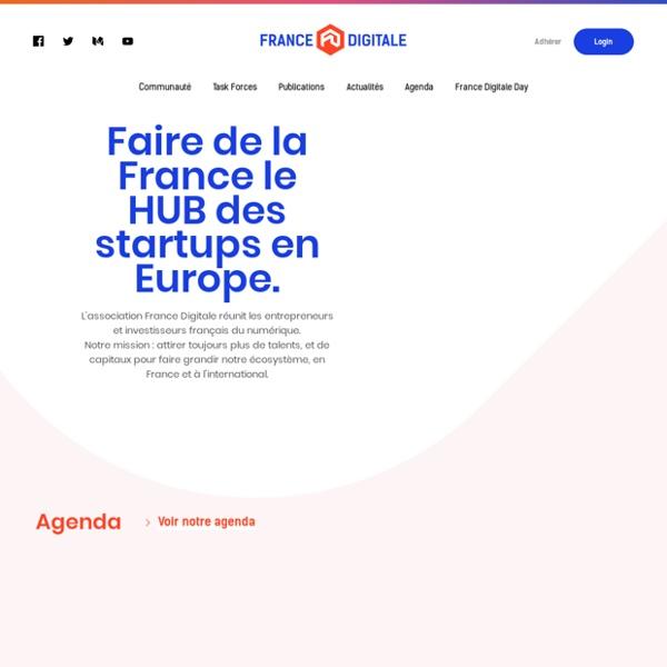 Créer les champions français du numérique