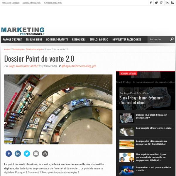 Dossier Point de vente 2.0