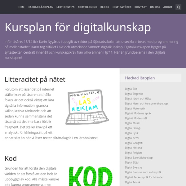 Digitalkunskap