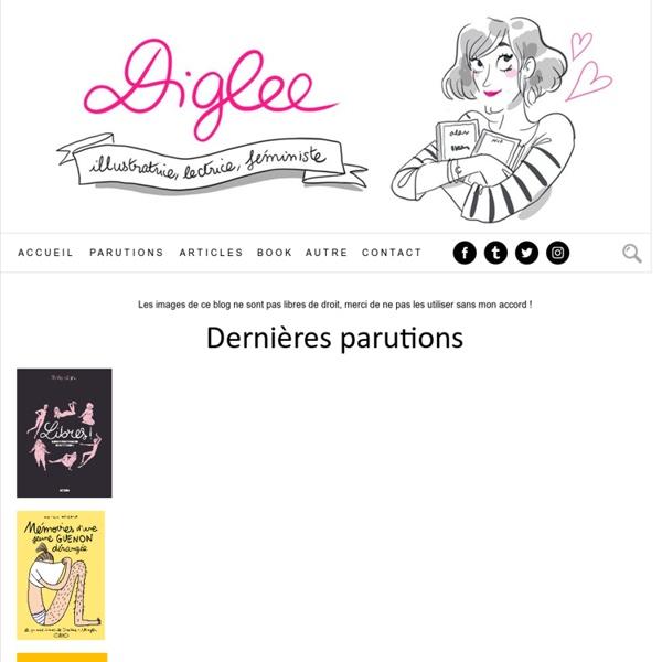 Mon blog d'illustratrice